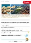 Natur & Umwelt - Wasser und Weltall