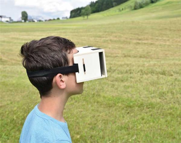 Lunettes Virtual-Reality