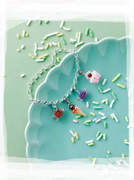 Livre - Zauberhafte Perlen-Charms