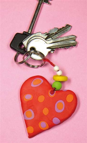 Schlüsselringe - 10er Pkg., Ø 25 mm, goldfarbig