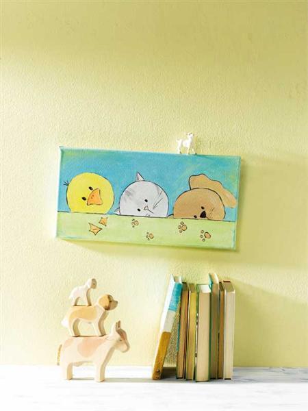 Boek - Bilder fürs Kinderzimmer
