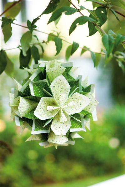 Livre - Fleurogami - Blüten für drinnen + draussen