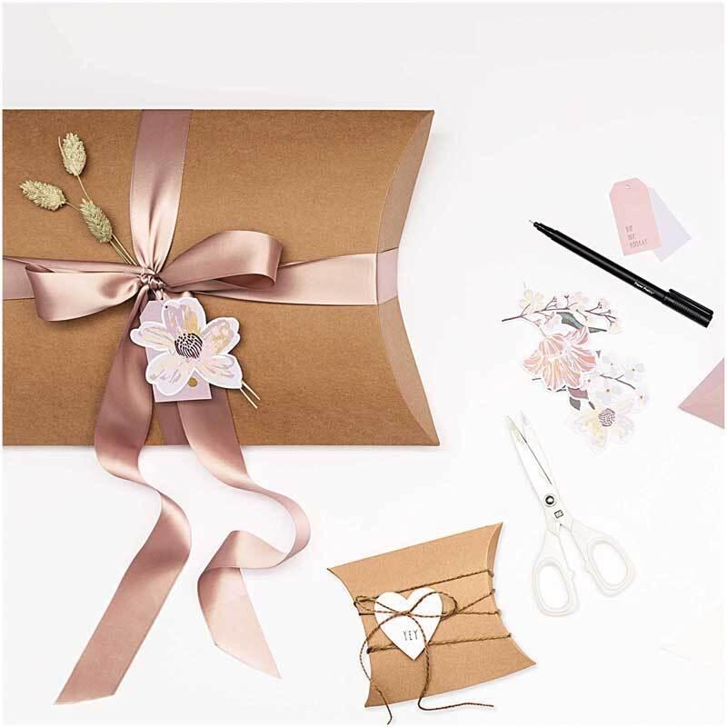Geschenkschachtel XXL - Kraftpapier