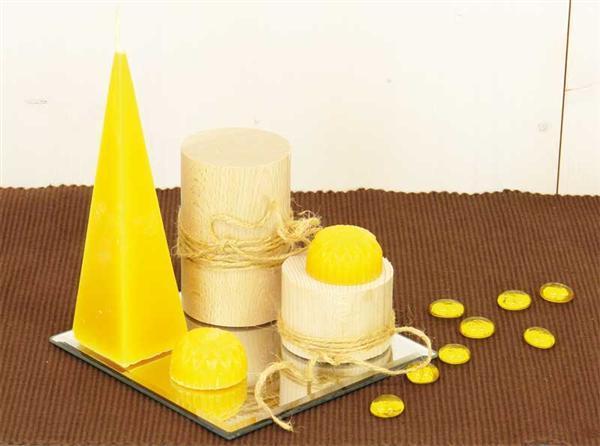 Bienenwachs - 100 % naturrein, 1 kg