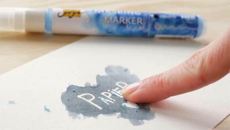 Solo Goya Masking Marker, fine