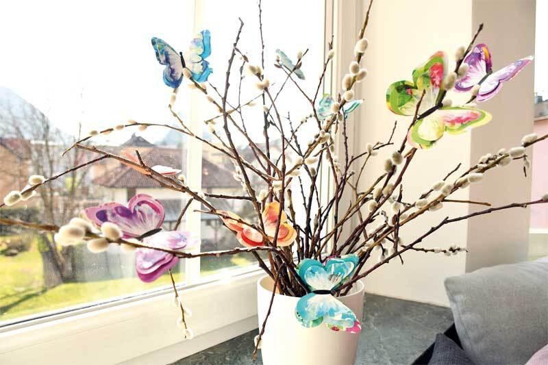 Decoratieve vlinders - Summer