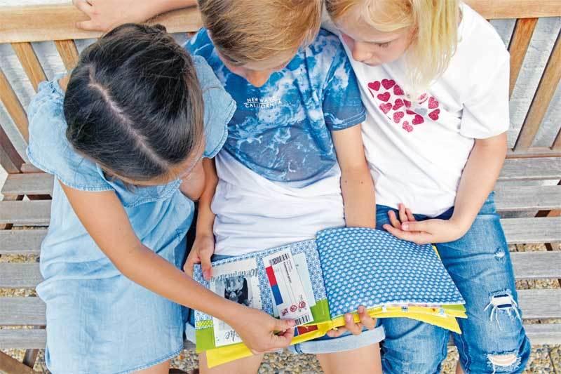 Boek - Näh mit! Kindernähschule