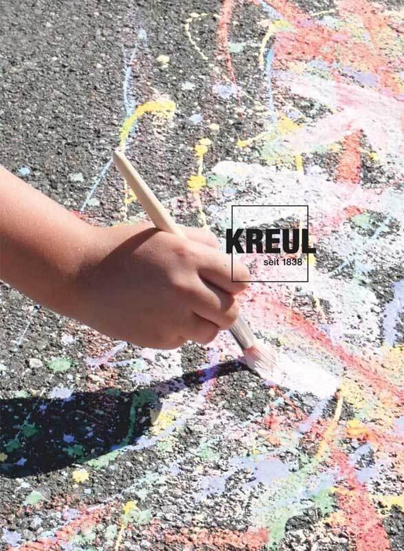 Streety Peinture à la craie pour trottoir - 200 ml