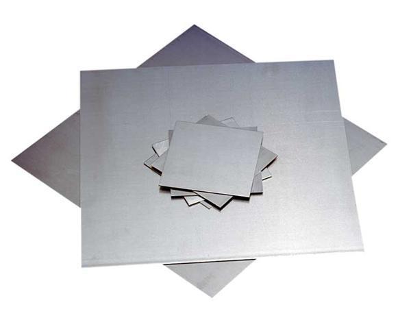 Aluminiumblech - 0,6 mm, 20 x 40 cm