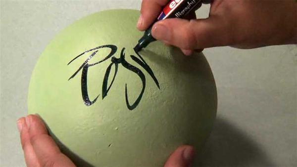 edding 1455 - calligraphy Marker - 1 - 5 mm,