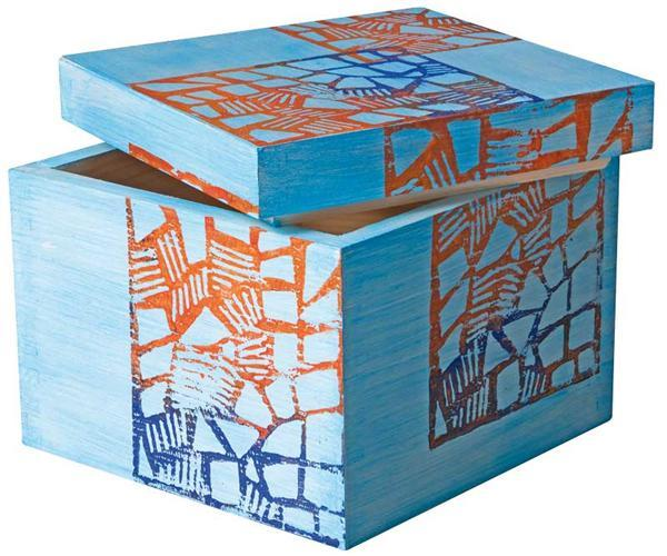 Creall®-lino Encre de linogravure - 250 ml, bleu