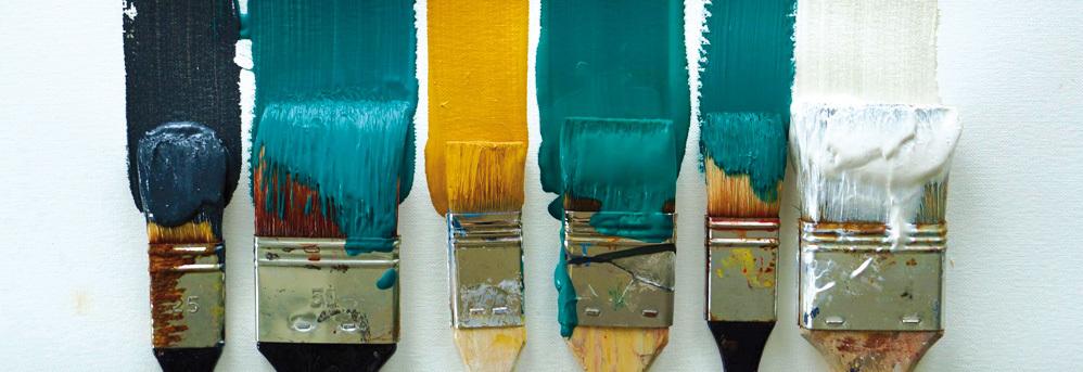 Acryl Farben