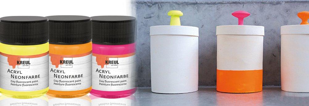 KREUL - Spezialacrylfarben 50 ml