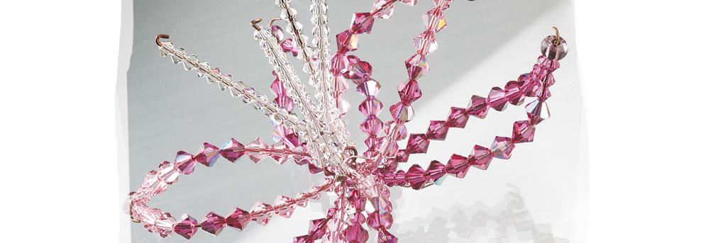 Perles acryliques Ø 4 mm