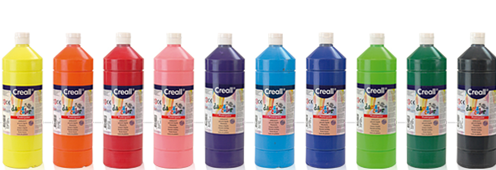 Dacta color Plakatfarben 1000 ml