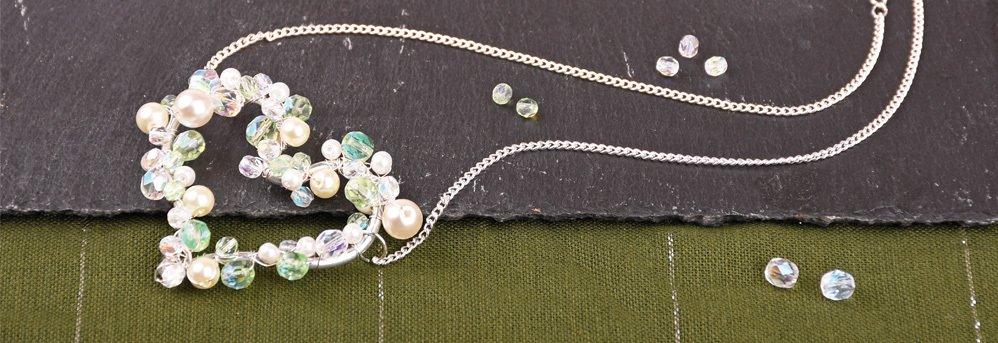 Perles de verre polies Ø 6 mm