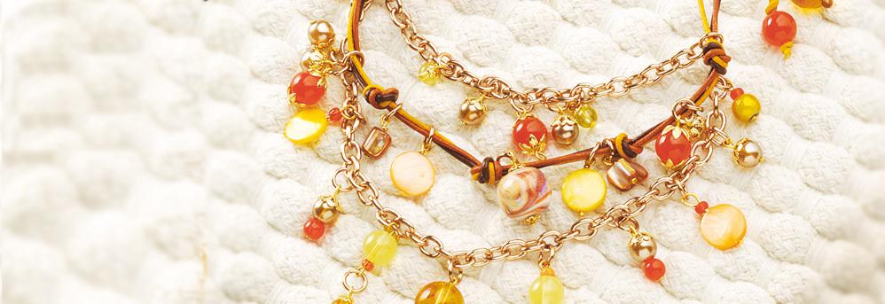chaînettes & bracelets