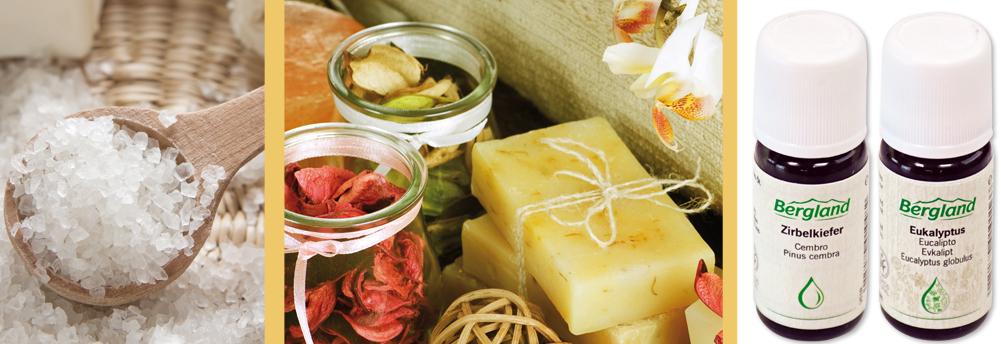 Hautpflege - Wirkstoffe