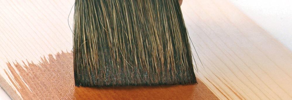 Holzpflege - Oberflächenbehandlung