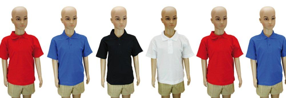 Kinder Polo-Shirts, Top Qualität