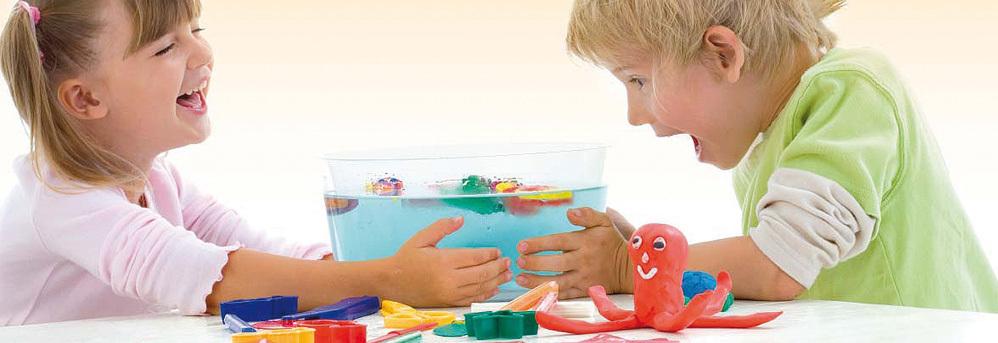 Pâte à modeler pour enfants & accessoires