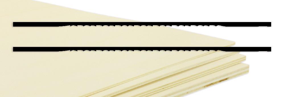 Laubsägeblätter Holz