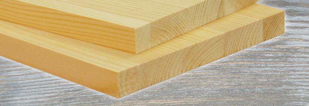 Verlijmd hout