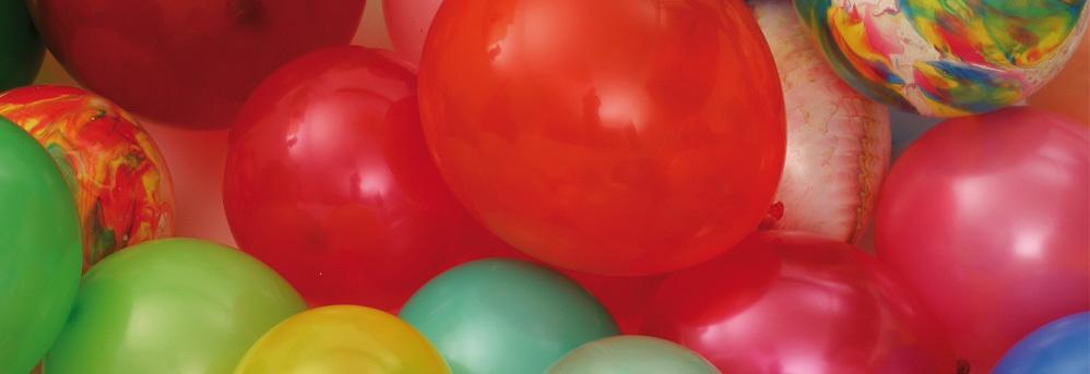 Luftballons & Zubehör