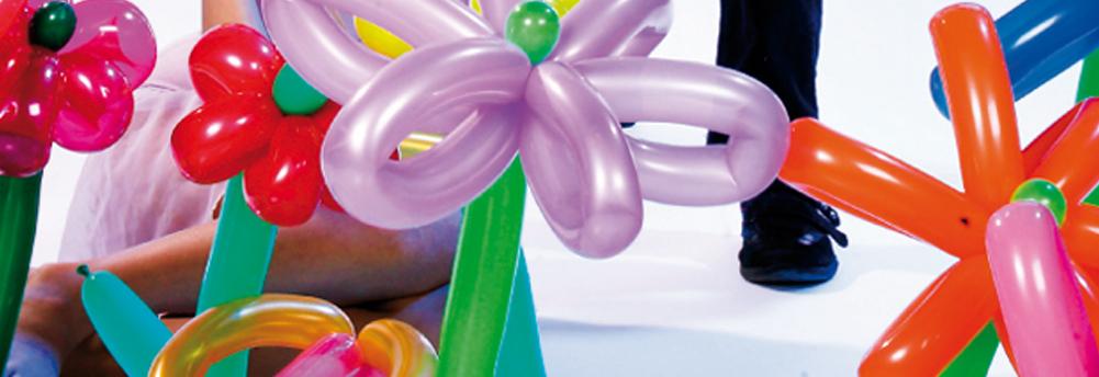 Ballonnen en benodigdheden