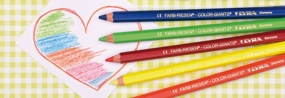 LYRA Farb - Riese lackiert