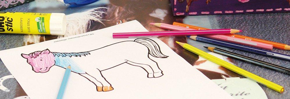 LYRA crayon de couleur géant