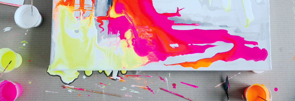 Malen - Farben - Zeichnen