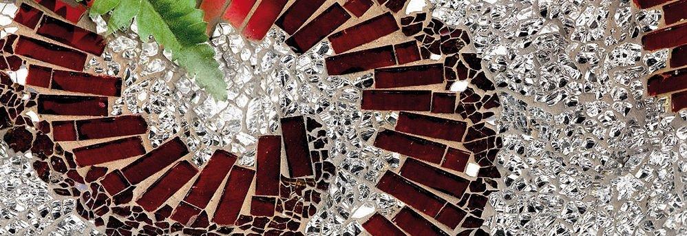 Mozaïek spiegelstenen