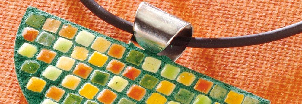 Mosaik Schmuckanhänger