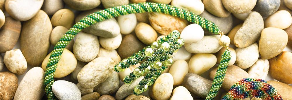 Perles de rocailles irisées Ø 2,6 mm