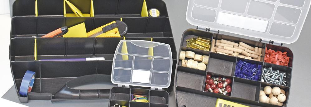 Assortiment & gereedschapskoffers
