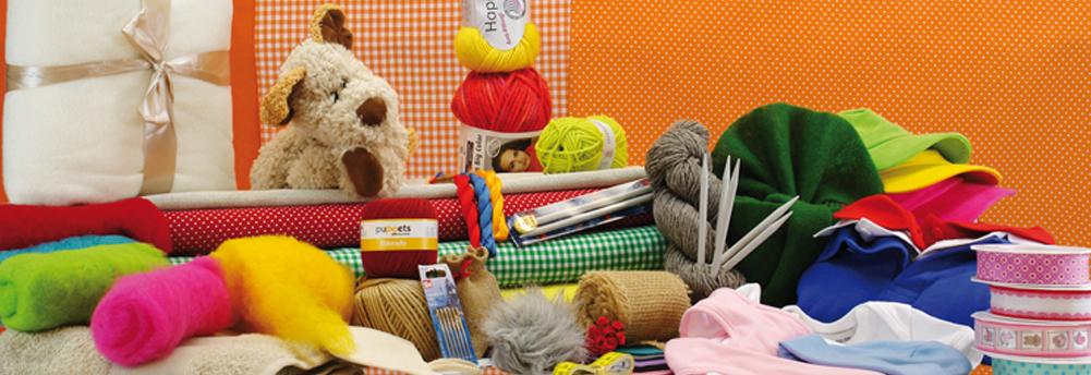 Textiel - zijde - garen - wol