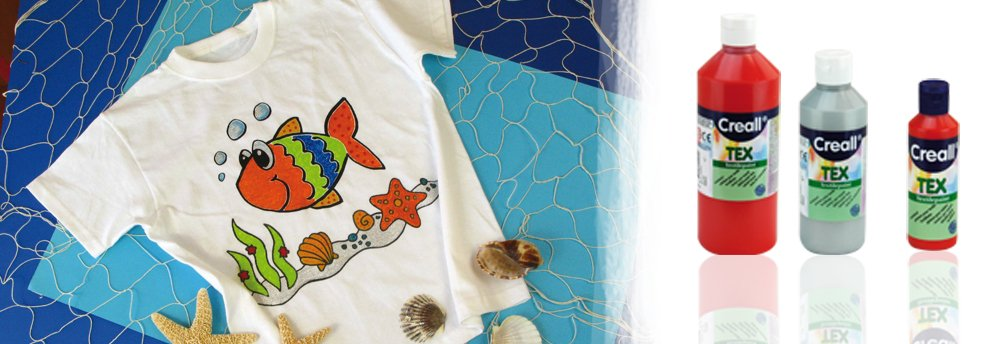 Peintures pour textile