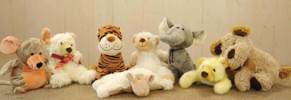Teddy Bären und Kuscheltiere