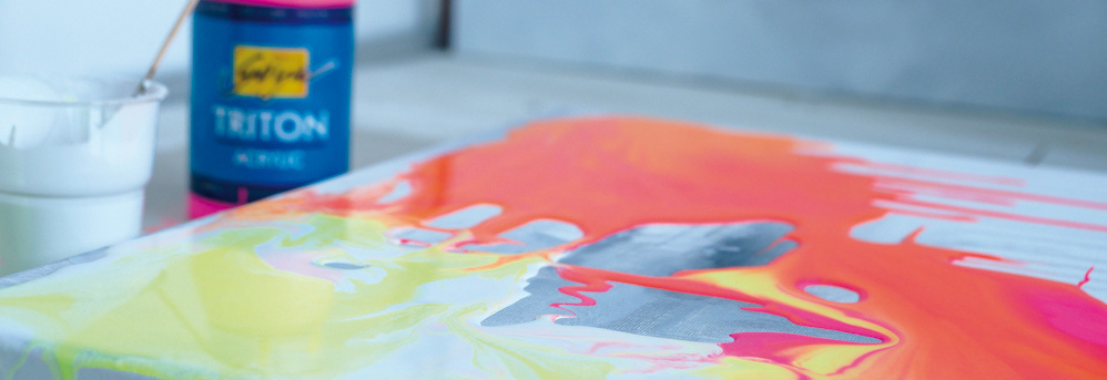 Triton Acrylic Universalfarbe 750ml