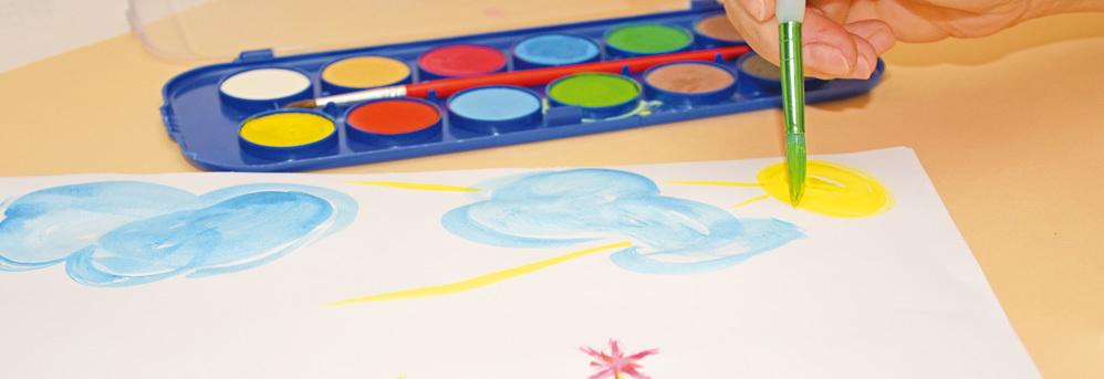 Peintures à l'eau