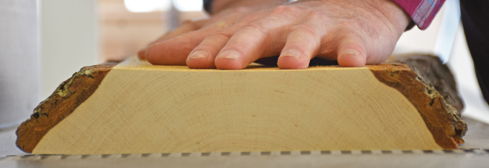 Op maat gezaagd hout