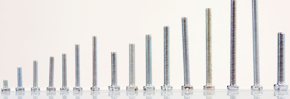 Cilinderkopschroeven DIN 84