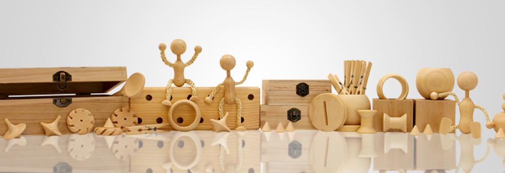 Overige houten artikelen