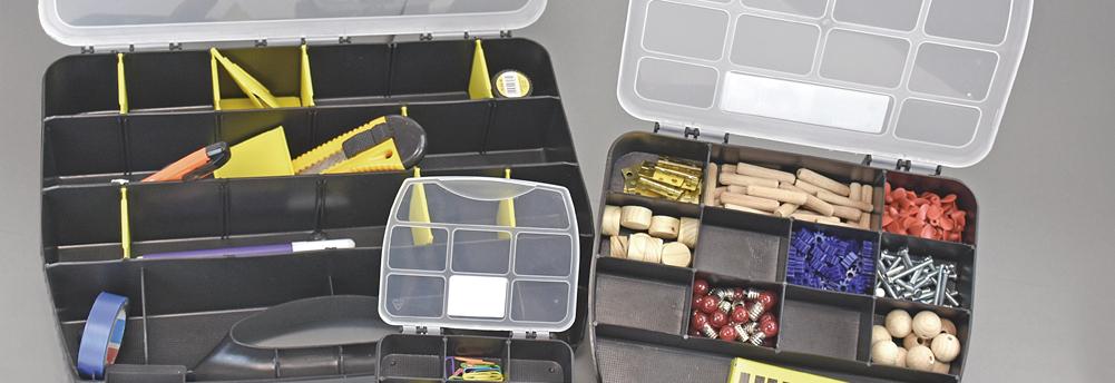 Sortiments- & Werkzeugkoffer