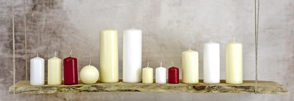 herrlich duftende Kerzenwelt