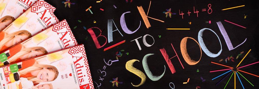 Back to school - Unser neuer Hauptkatalog