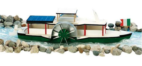 """Solarschiff """"Spirit New Orleans"""""""