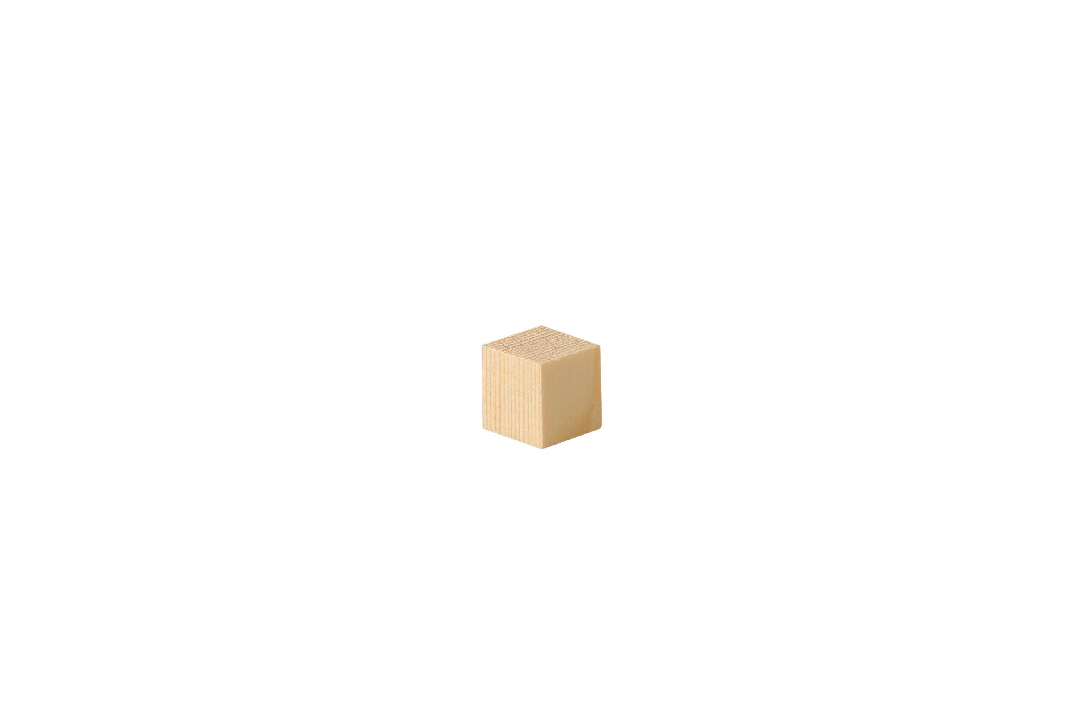 Blokjes klein - 50 st./pak, 20 x 20 mm