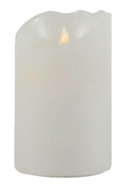 Kaars met beweeglijke LED-vlam